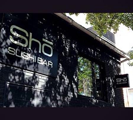 sho sushi bar 1